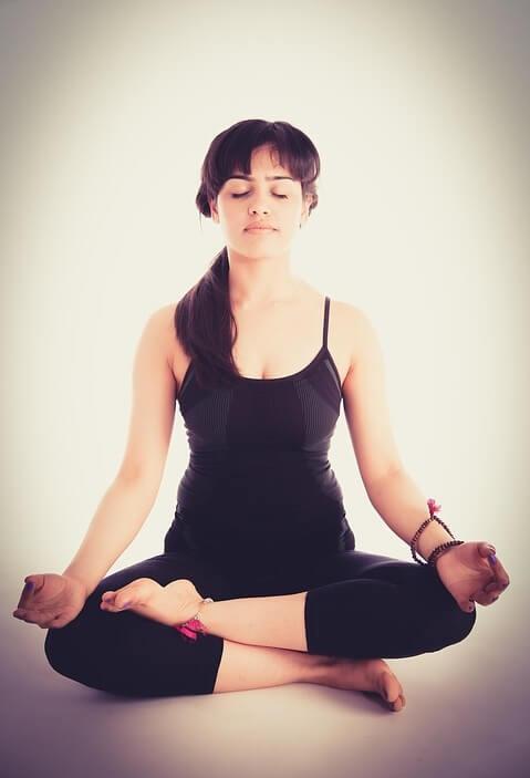 meditation with Mallica